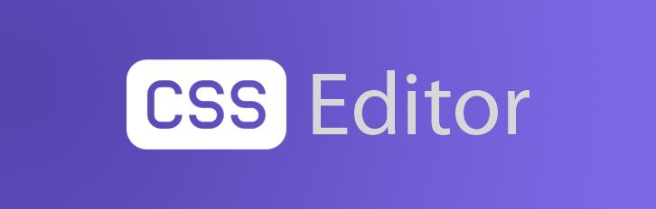 CSS Editor - FREE
