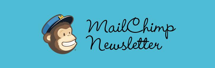 MailChimp Newsletter - FREE