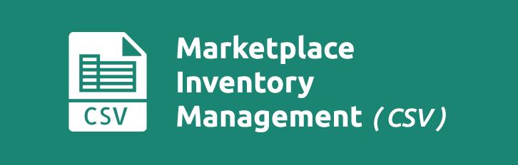 Marketplace Inventory Management (CSV) - RM95