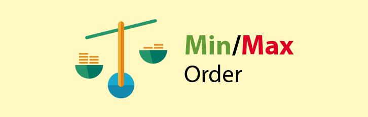 Min/Max Order - FREE