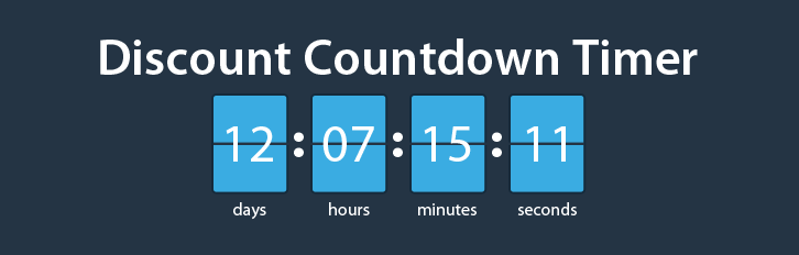 Discount Countdown Timer - FREE