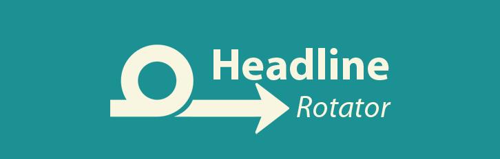 Headline Rotator - FREE