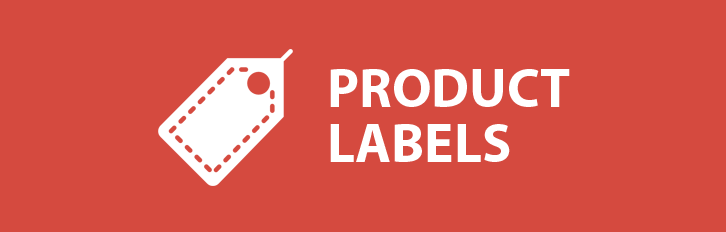 Product Labels - FREE