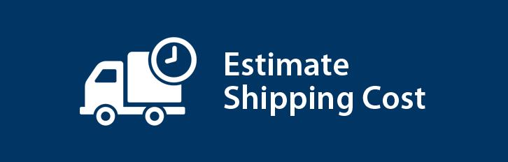 Estimate Shipping Cost - FREE